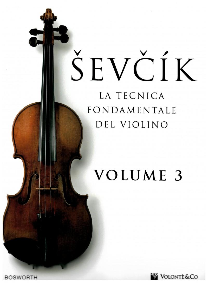 tecnica fondamentale del violino parte 2  La tecnica fondamentale del violino Vol3